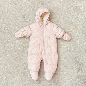 OLD NAVY Fleece Lined Baby Snow Suit